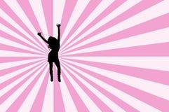 танцулька препятствует Стоковая Фотография RF