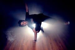 танцулька пролома стоковое изображение rf