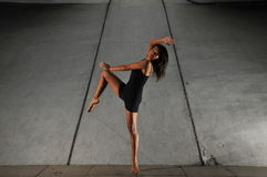 танцулька 10 подземная Стоковая Фотография