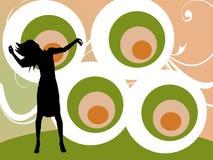 танцулька Бесплатная Иллюстрация