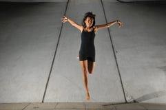 танцулька 4 подземная стоковое изображение