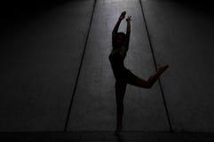 танцулька 53 подземная Стоковое Изображение