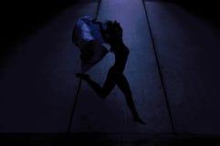 танцулька 54 подземная Стоковая Фотография