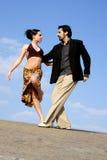 танцулька Стоковое Фото