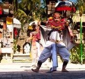 танцулька barong balinese актеров Стоковые Изображения