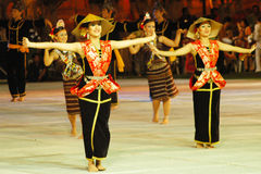 Танцулька Sumazau Стоковое фото RF