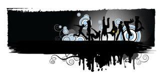танцующ каждое потеха имея людей бесплатная иллюстрация