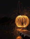 танцуя темнота Стоковое Изображение RF