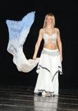 Танцулька живота Стоковое Изображение RF