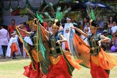 танцулька традиционная Стоковое фото RF