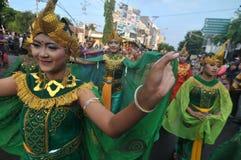 танцулька традиционная Стоковые Фото