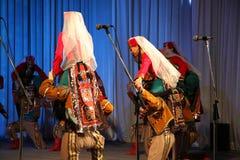 танцулька традиционная Стоковые Изображения
