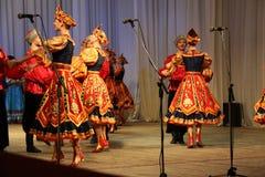 танцулька традиционная Стоковые Фотографии RF