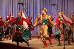 танцулька традиционная Стоковая Фотография