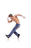 Танцульки танцев танцора Стоковое Фото