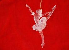 танцы балерины Стоковые Фотографии RF