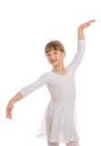 Танцы девушки Стоковая Фотография RF
