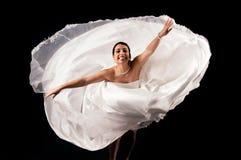 Танцы невесты Стоковое Изображение RF