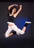 танцы Стоковое Изображение