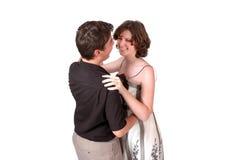 танцы стоковая фотография