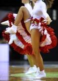 танцы cancan Стоковое Изображение RF