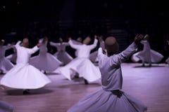 Танцы Derwishes Стоковое Фото