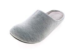 Тапочка или ботинок для пользы в доме стоковая фотография rf