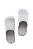 Тапочка или ботинок для пользы в доме Стоковая Фотография