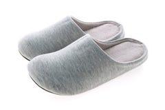 Тапочка или ботинок для пользы в доме стоковое изображение rf