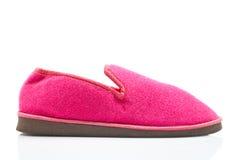 тапочка повелительницы розовая Стоковые Фото