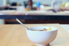 Тарелка с супом Стоковые Фото