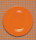 тарелка стоковое изображение rf