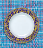 тарелка стоковое фото rf