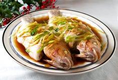 тарелка 5 китайцев Стоковое Изображение