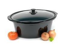 тарелка casserole Стоковые Изображения RF