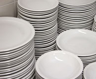 тарелки Стоковое Изображение RF
