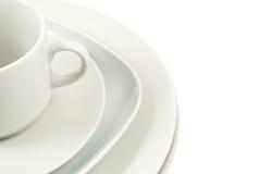 тарелки стоковые фото