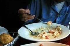 Тарелка рыб Стоковое Фото