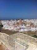 Тарифа, Андалусия, Испания Стоковое Изображение RF