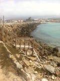 Тарифа, Андалусия, Испания Стоковые Изображения RF