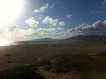 Тарифа, Андалусия, Испания Стоковая Фотография RF