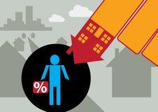 Тарифы дома Бесплатная Иллюстрация