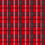 Тартан, картина шотландки безшовная Обои, упаковочная бумага, ткань ретро тип Иллюстрация моды, вектор, предпосылка бесплатная иллюстрация