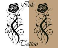 Татуировка чернил Стоковые Изображения