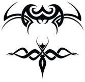 татуирует соплеменное Стоковое Изображение