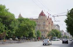 Таунхаус здания муниципалитета - построенный в 1899 archi Стоковое Изображение RF