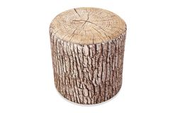 Тахта с деревянной текстурой стоковые изображения