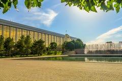 Ташкент Mustaqilliq Maidoni 05 стоковые фото