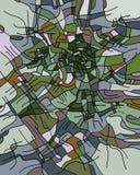 таяние структуры Стоковая Фотография RF