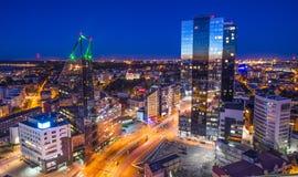 Таллин стоковое изображение rf